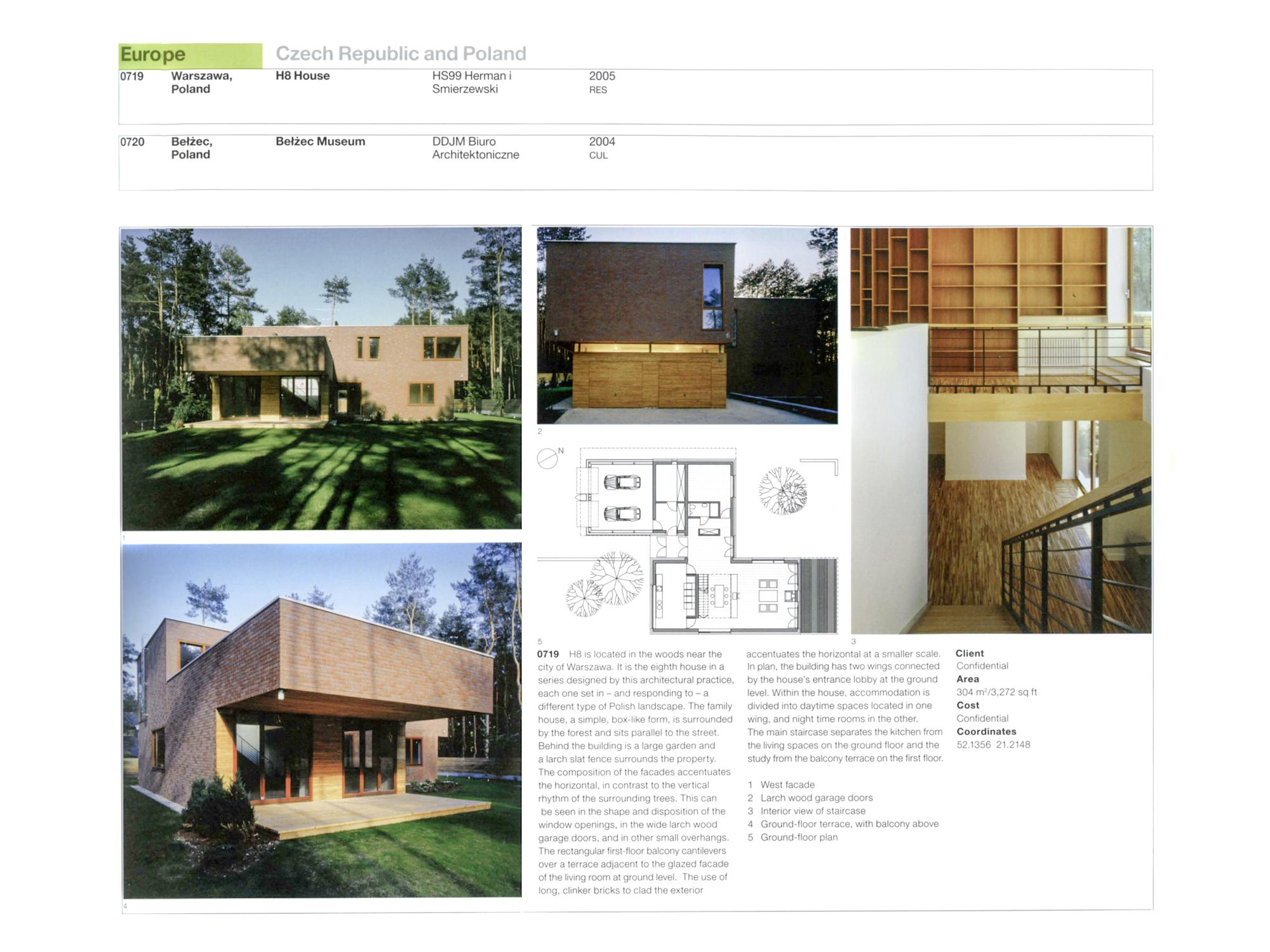 Phaidon atlas analog for Www architecture